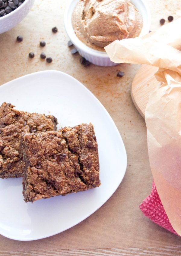 The Food Babe's Almond Butter Brownies