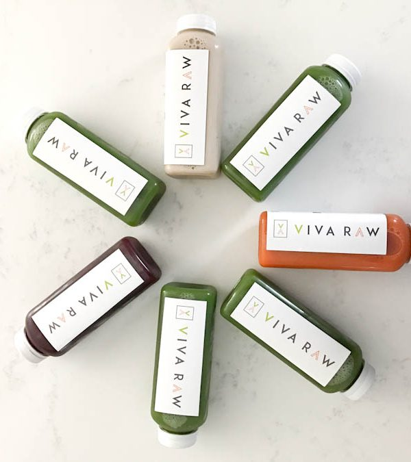 Diary of a Viva Raw Juice Cleanse