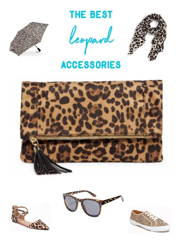 Leopard Accessories for Fall