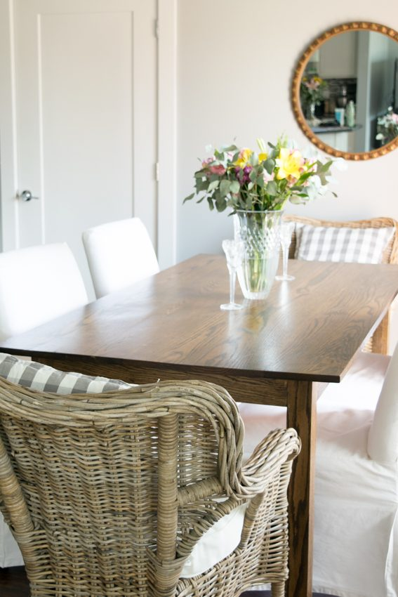 Spring Updates: Dining Room Refresh