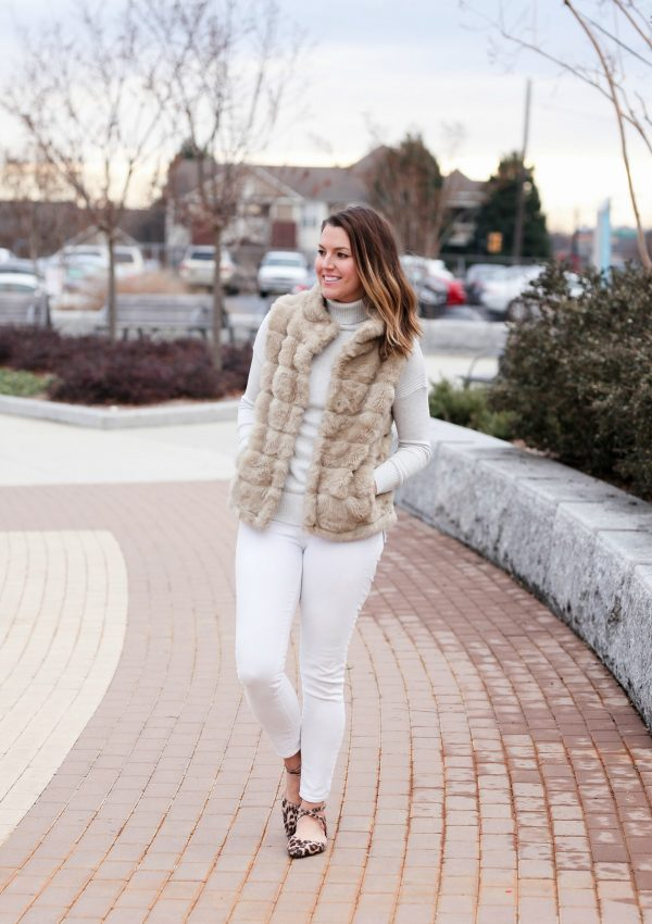 Valentine's Date Night Capsule Outfit