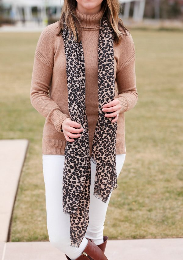 Transition to Spring Part 1: Camel + White
