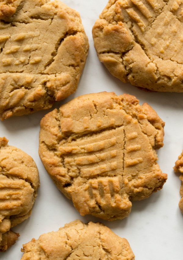 The Joy of Vegan Baking's Peanut Butter Cookies
